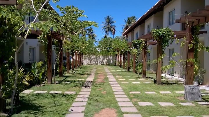 Cotê Dazur Residence - Encontro rio-mar
