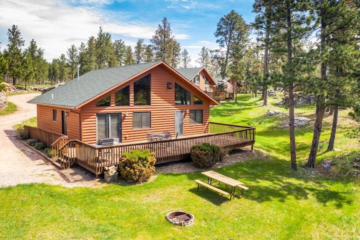Executive Lodge at Premier Camping Resort!