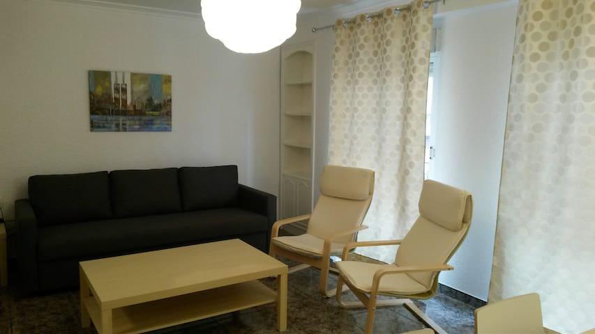 Newly furnished amazing flat - University UMH - Elx