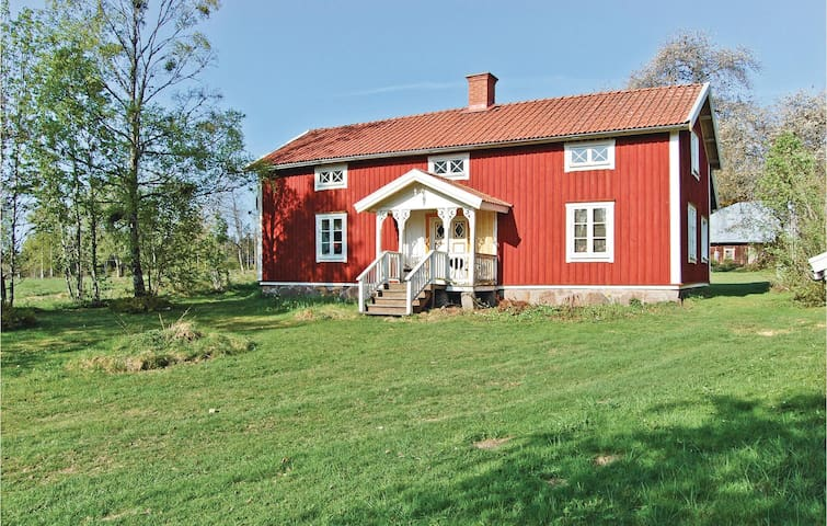 Holiday cottage with 1 bedroom on 80m² in Habo