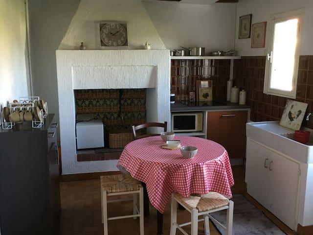 Gîte à la campagne - Valeuil - Huis