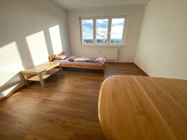 Einzimmerwohnung Maximal für zwei Personen