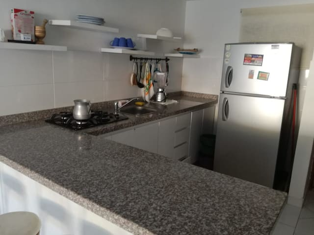 Comfortable apartment located in Rodadero
