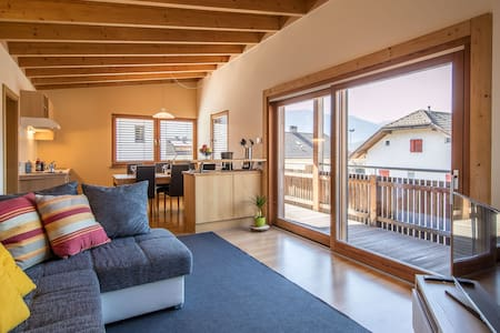 "CierreHoliday ""Jergina Loft"" for 4/6 persons - Bruneck - Wohnung"