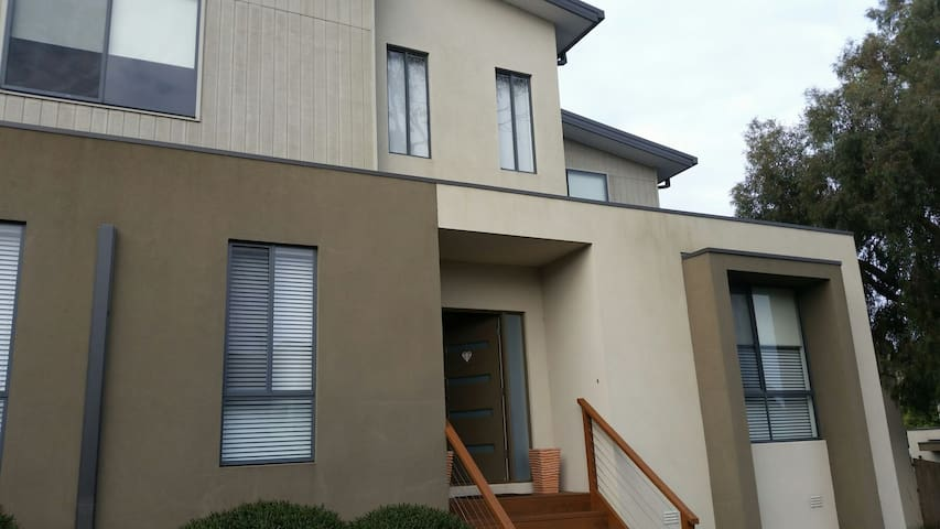 Modern private ensuite room - Frankston South - Casa
