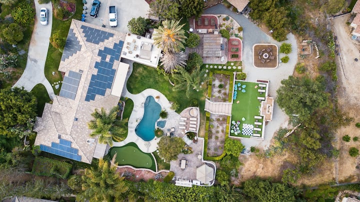 Posada del Norte...unparalleled home & amenities