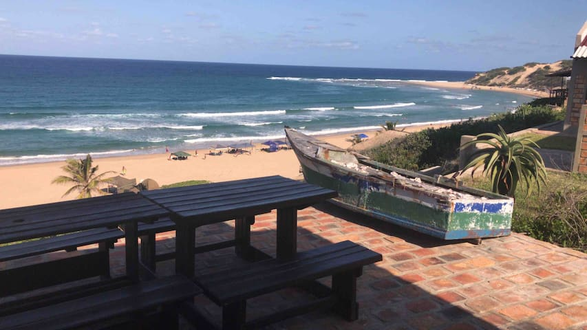 Guinjata, beachfront Inhambane prov, Mozambique.