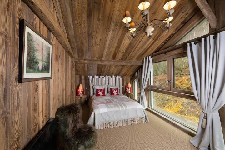 Chambre 2 : lit 160 X 200