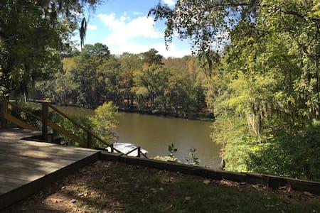 Caddo Lake Retreat