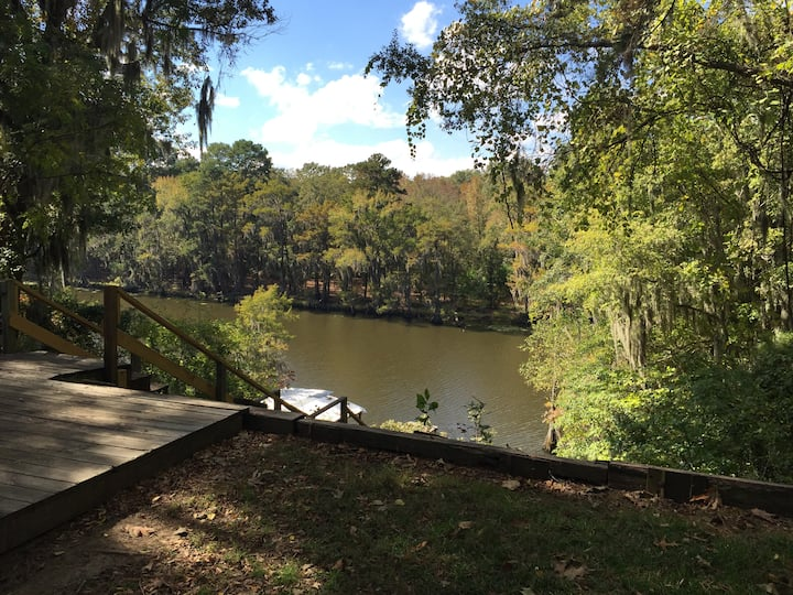 Caddo Lake Retreat