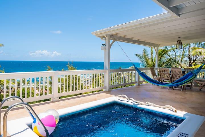 Caribbean Chic Beach House on the East Coast
