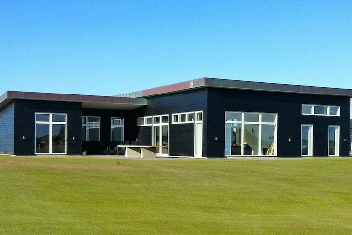 Luxury Holiday Home in Løkken Denmark with Swimming Pool