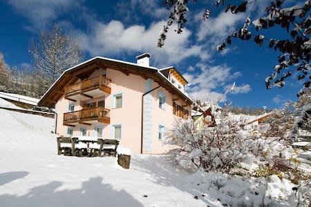 Appartamento x 4 in Trentino - Carano