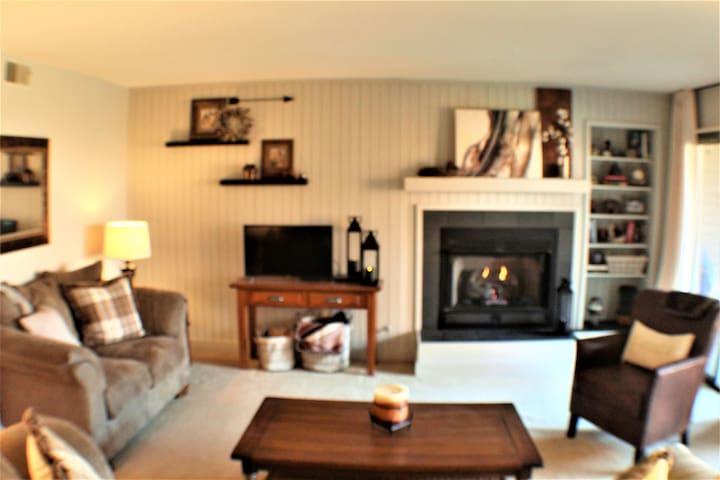 Wintergreen Cabin