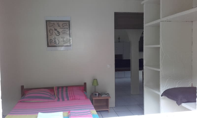 Room in our house in MAHINA - Māhina - บ้าน