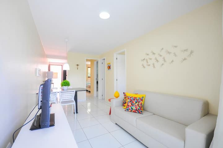Praia Residence - 40 meters from the sea (304A)