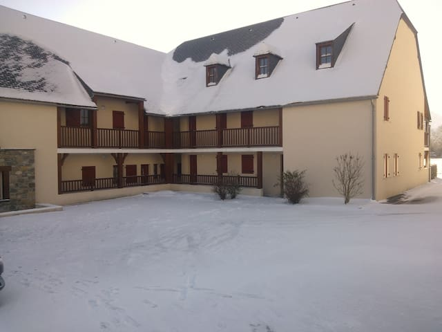 Pyrénées appartement vallée St Lary
