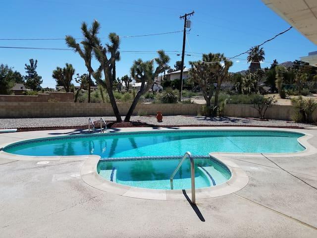 Ocotillo Pool House