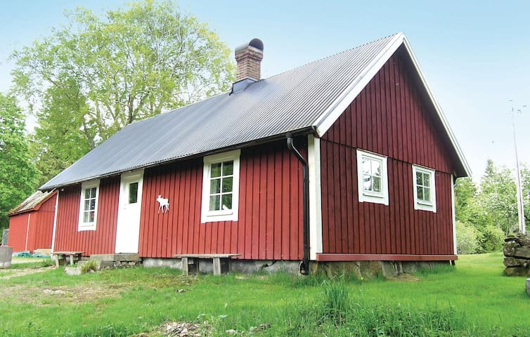 Holiday cottage with 1 bedroom on 60 m² in Simlångsdalen