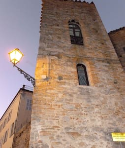 Luxury medieval tower in Le Marche - Castle