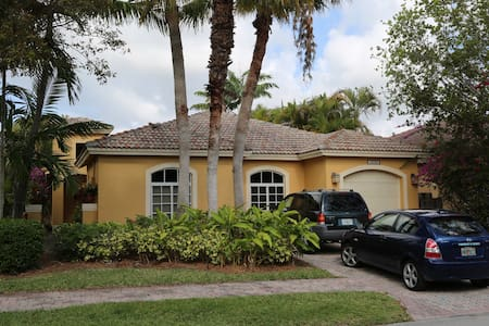 Tropical Zen close to main attractions and outlets - Palmetto Bay - Haus