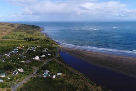 Omaui Beach Cottage - Omaui - Dům