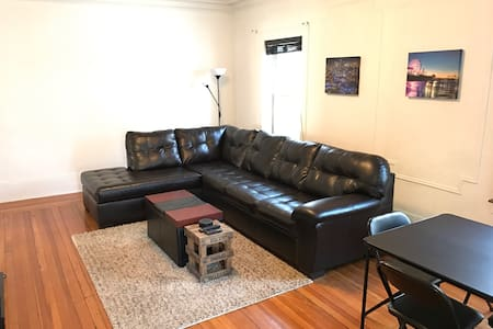 Spacious Apartment in Fort Lee - Fort Lee