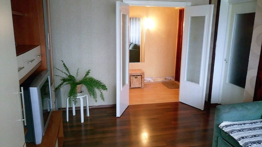 Apartment in the middle of Viljandi: quiet, green
