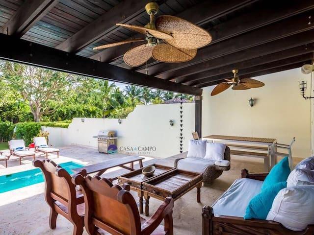 Cozy Caribbean home @Casa de Campo