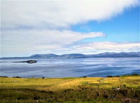 Croft 7 Geary Self Catering Studio, Isle of Skye