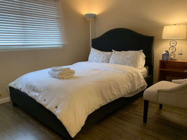 Comfortable private room in Santa Clara Ca