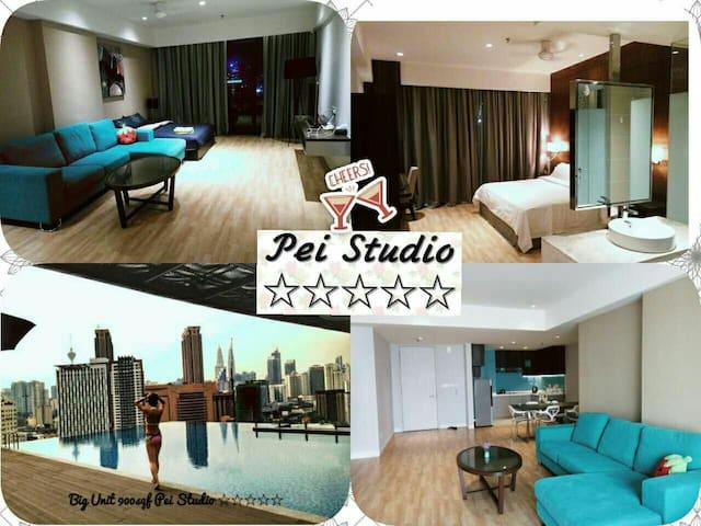 Idol Pei's StudioXL D'Majestic Pudu KL City Centre