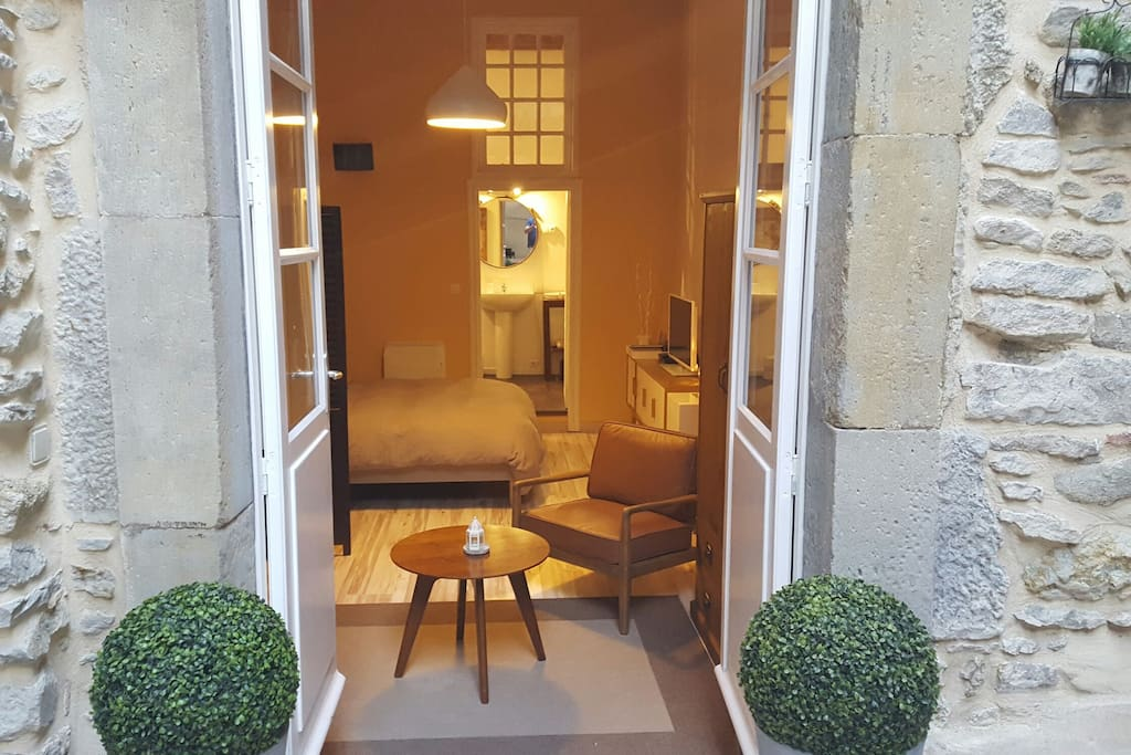 Bastide terrasse appartements louer carcassonne for Appartement bordeaux bastide a louer