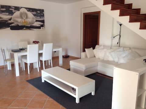 Comfortable house near Ostia Beach