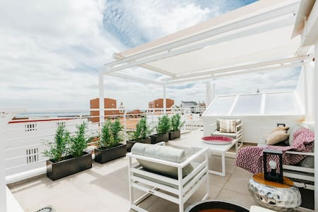 SPECTACULAR NEW  Graça Riverview Terrace Apartment