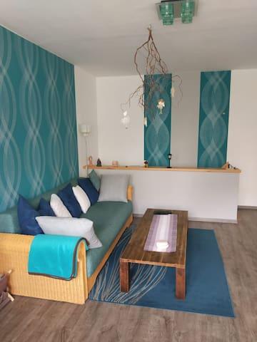 1izbový apartmán kompletne vybavený