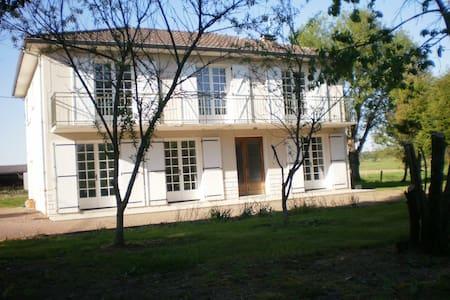 Maison de campagne - Haus