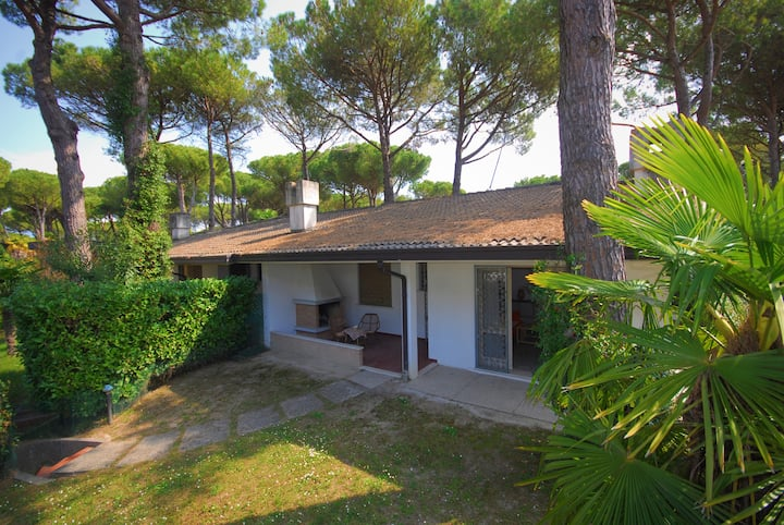 Villa Mary - with enclosed garden and parking