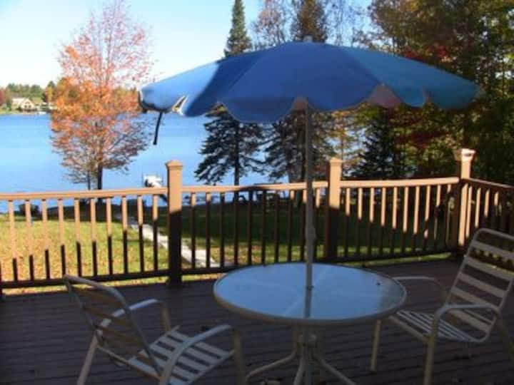 Quaint Waterfront Home on Long Lake, Cheboygan