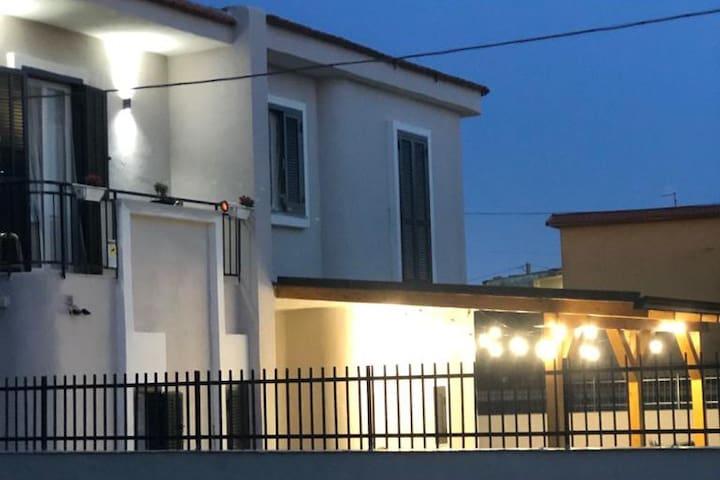 MARAUCCI HOME apartment in the villa