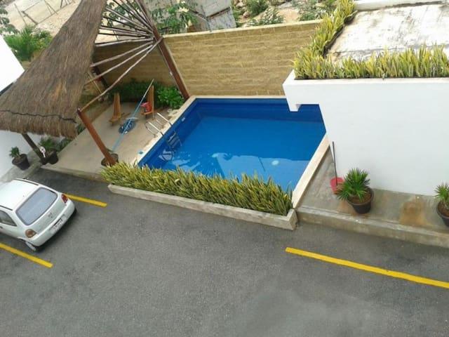 Bellisimo Departamento  en Playa del Carmen
