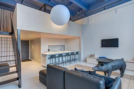 LOFT in city center