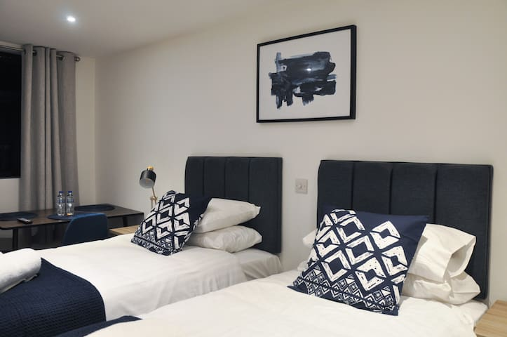 New Studio apartment in the Centre of Southampton