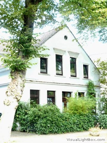 HeDo, die Ferienwohnung im City-Altbau - Oldenburgo - Apto. en complejo residencial