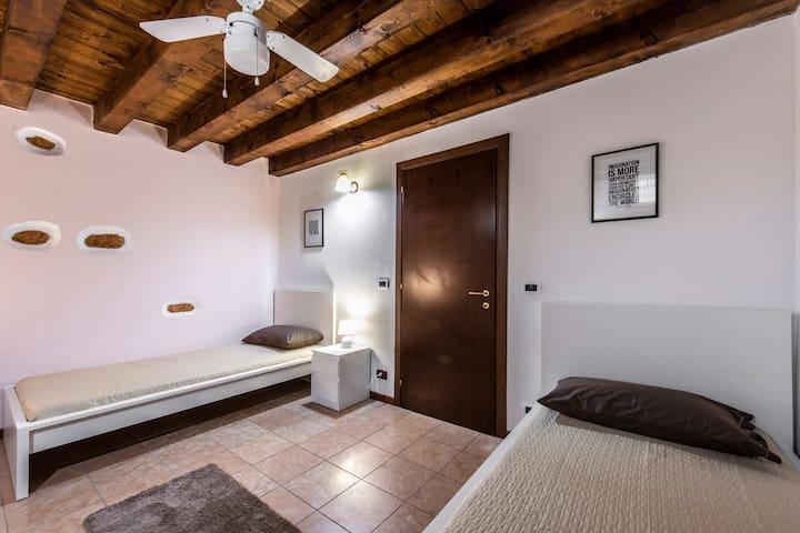 Villa La Meridiana Grezzana Verona Double Room