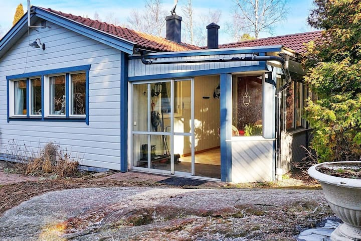 4 person holiday home in NORRTÄLJE