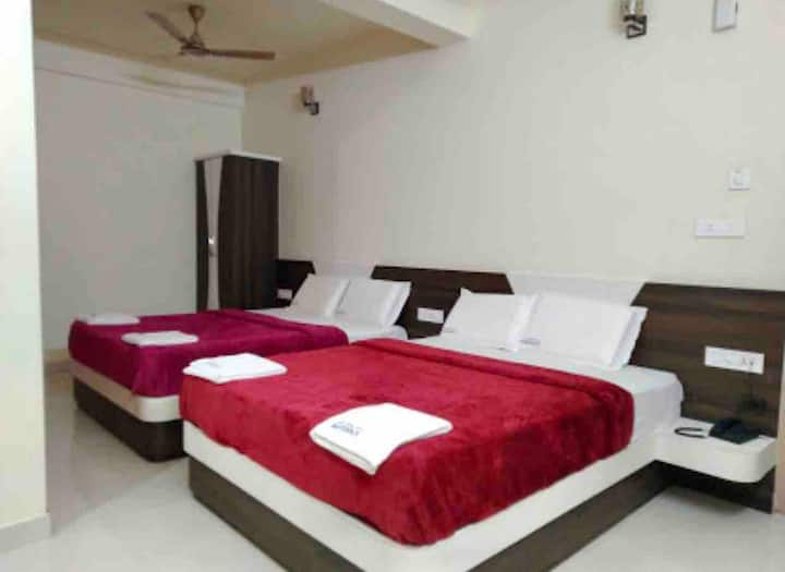 A/c Family Deluxe room- Joldal Residency