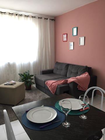 Apartamento Ponta Negra , Cond Torre do mar 1