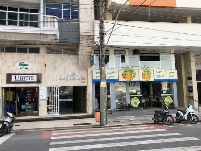 Apartamento Praia das Castanheiras Guarapari