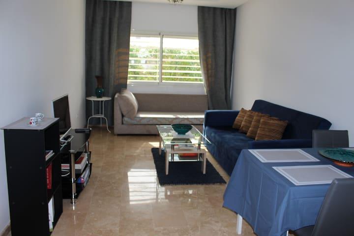 Bel appartement dans une nouvelle résidence privée